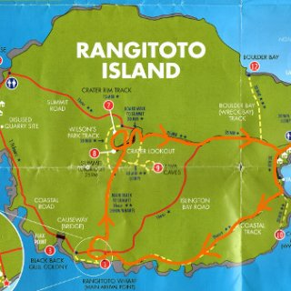 rangitoto-map